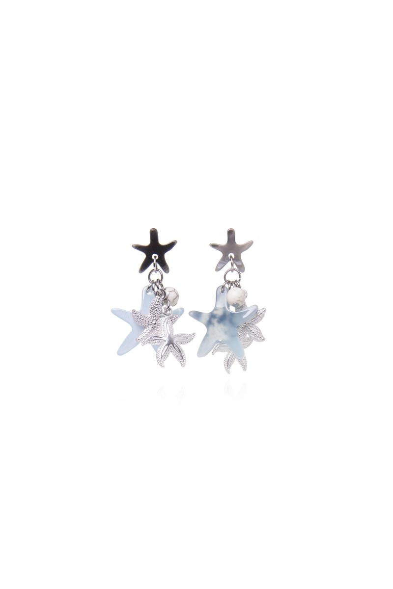 Orecchini con stelle marine Sea Breeze
