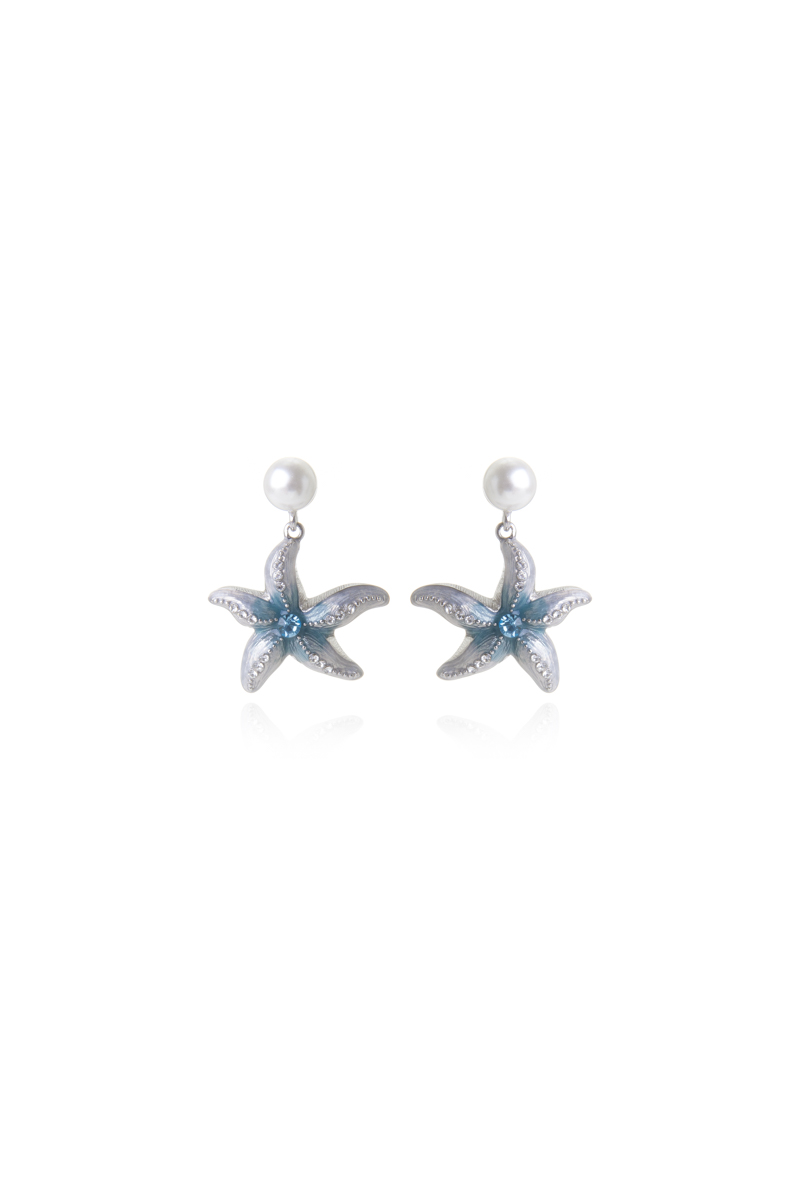 Orecchini stella marina Ocean