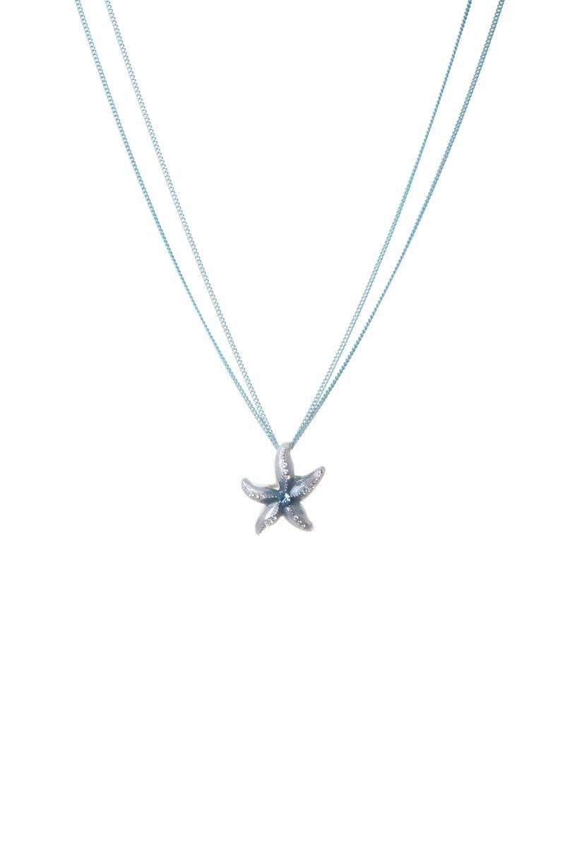 Girocollo con stella marina Ocean